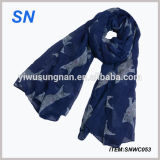Wholesale Alibaba Fashion Lady Voile Scarf New Product China Supplier