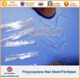 Polipropilen PP Fiber Concrete PP Mesh Fiber