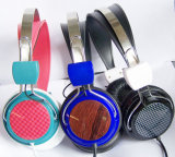 Fashion Wired Earphone Wired Headphone Customized Color