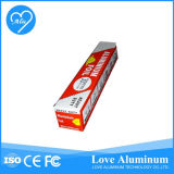 Zhangjiagang Suppplier Aluminum Foil Food Wrapping Paper