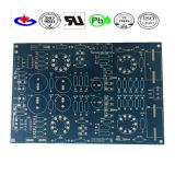 2 Layer Blue Soldermask PCB Circuit Board with Impedance Control