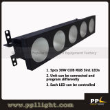 5PCS Wash COB LED Matrix Blinder Light