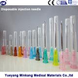 Medical Equipment Disposable Hypodermic Injection Needle for Syringe (ENK-HN-001)