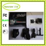 HD720p 2mega Pixels Dual Camera Car Video Recorder with Remote Control.