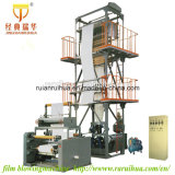 HD/LDPE Plastic Film Blowing Machine with Poyethylene Industrial Film