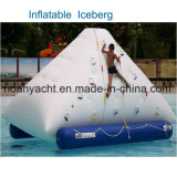 Stand 2017 Factory Made Inflatable Water Toys Iceberg for Kids and Adults