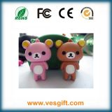 USB Memory PVC Bear Promotional USB Flash Drive USB Disk