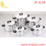 Aluminum Cooking Pot Set Jp-Al08 10PCS Set