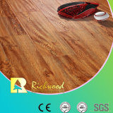 8.3mm E0 HDF Embossed Hickory Waxed Edge Laminated Flooring