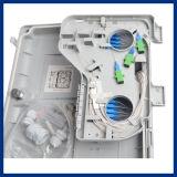 Outdoor IP65 Optical Fiber PLC Splitter Network Termination Box (FDB-024A)