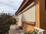Wind Proof Roller Shutter Door with Ce Certificate