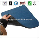 1000*1000 Rubber Floor Tile for Gym Shooting Hall