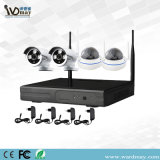 4chs WiFi NVR System From Wardmay Professional CCTV Camera Suppliers