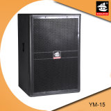 Ym-15 Wooden Cabinet PA Speaker Box