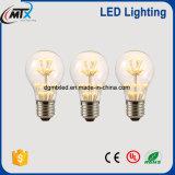 A60 E27 2W energy saving light equal 25-45W UL approval