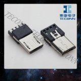 Micro USB 5pin B Type Plug