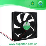 120*120*25 DC Axial Cooling Fan Ce, RoHS, UL, Reach Approved