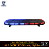 41.5 Inch LED Warning Lightbar in Red and Blue LED and Tir Lens