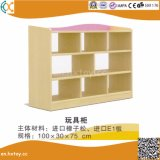 Wooden Kids Toy Shelf for Preschool