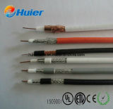 High Coverage ETL 75ohm Satellite RG6/U Coaxial Cable