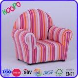 Canvas Wood Frame Children Sofa/Kids Furniture (SXBB-13-01)