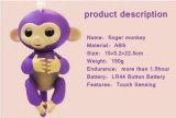 2017 New Product Christmas Gift Intelligent Interactive Fingerlings Finger Toys Finger Fingerlings Monkey for Wholesale