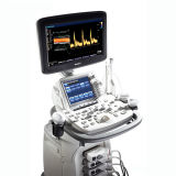"Hospital Medical 3D 4D 18.5"" LCD Trolley Color Doppler Equipment Sonoscape S20"