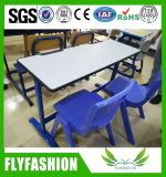 School Furniture Double Student Desk (SF-03D)