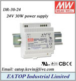 Meanwell Mean Well Dr-30-24 24V 30W DIN Rail Power Supply