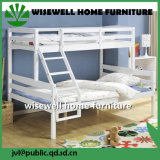 Solid Pine Wood Twin Bed Bedroom Furniture Set (WJZ-B69)