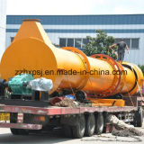 Rotary Dryer for Beneficiation Plant