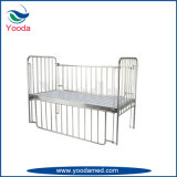 Stainless Steel Hospital Pediatric Bed