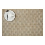 Bamboo Pattern 8X8 PVC Woven Placemat