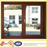 Casement Aluminium Window with Insulated Glass