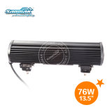 New Sm6018 76W 13.5'' LED Light Bar Truck Light, 12V LED Light Bar and Single and Dual LED Light Bar,