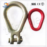 Galvanized Forging Clevis Pear Shapped Ring/ Sling Ring