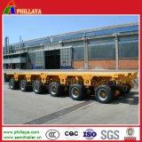 China Heavy Duty Self-Propelled Hydraulic Platform Shipyard Transporter