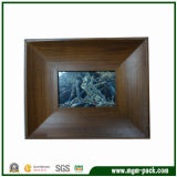 Brown Wooden Picture Frame for Home Decoration