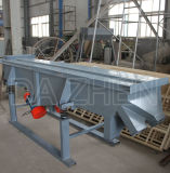 Fully Closed Structure Linear Vibrating Sieve