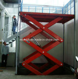 Hydraulic Stationary Scissor Lift with CE