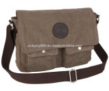 Quality Canvas Leisure Single Shoulder Shopping Bag (CY9820)