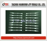 Multi-Cavities Small Plastic Fork Mould