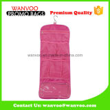 Custom Clear PVC Hanging Wall Pocket Storage Organizer for Shoes