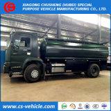 Sinotruck HOWO 4X4 15cbm/15m3/15000L Fuel Tank Truck