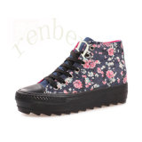 New Sale Footwear Women′s Casual Canvas Shoes