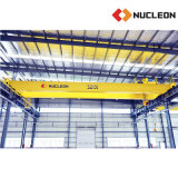 Nucleon Double Beam Bridge Winch Crane 50 Ton