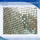 High Quality Silver Metal Mesh Curtain