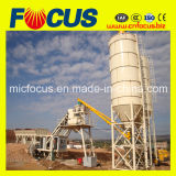 Yhzs35 35m3/H Concrete Batching Plant, Mobile Concrete Mixing Plant-Mini Compact-Structure/Portable/Pulling/Trailing