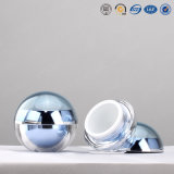 5g 8g 15g 30g 50g Round Ball Shaped Plastic Acrylic Cosmetic Jar