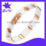 2014 Gus-Cmb-027 Hot Style Ceramic Charm Lady Bracelets Jewelry with Negative Ion Health Care for Body